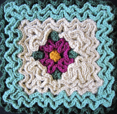 Crochet Pattern Rug Free Patterns For Crochet